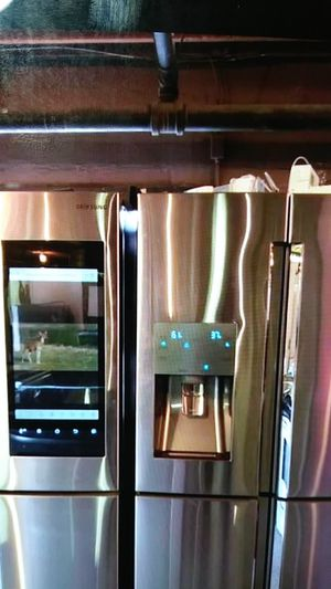 🌹Hurry now Sale store full of nice reconditioned refrigerator washer dryer stove stackable+financing available and delivery free warranty 90 days// for Sale in Seattle, WA