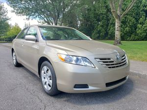 2007 Toyota Camry le AUTOMATIC 4CYL very clean LOW MILES sport for Sale in Portland, OR