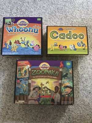 Cranium Family Board Games for Sale in Sanford, FL