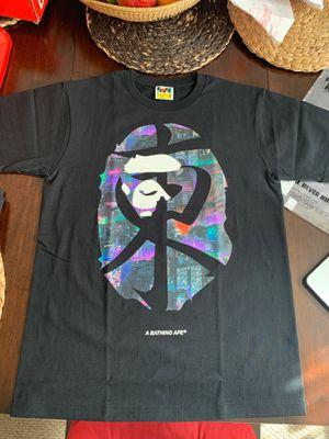 BAPE Neon Tokyo Kanji (M) for Sale in Washington, DC