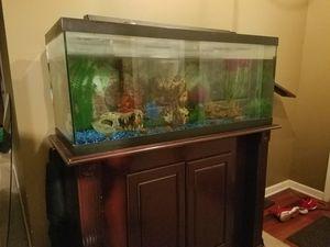 75 Gallon fish tank for Sale in Murfreesboro, TN