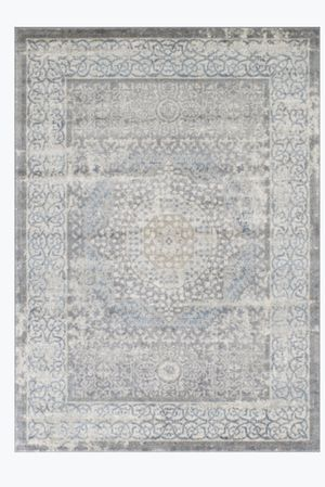 8x10 distressed design rug for Sale in Beverly Hills, CA