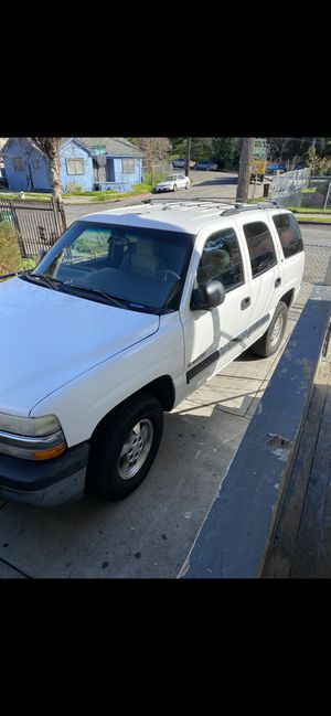 2001 chevy tahoe for Sale in Oakland, CA