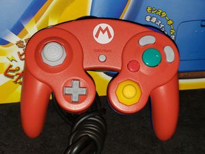Club Nintendo Mario GameCube Controller - Like New for Sale in Bakersfield, CA