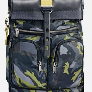 TUMI alpha bravo London Roll top backpack for Sale in Jersey City, NJ