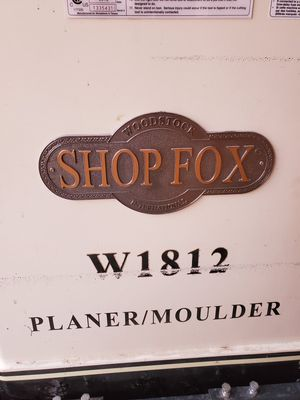 Shop Fox Moulder for Sale in Grand Junction, CO