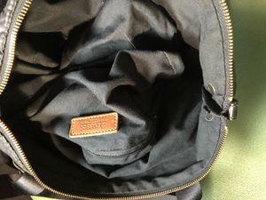 Black Russett crossbody bag w zipper pockets ( lucky Charm bags) for Sale in Cambridge, MA