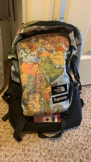 North face Supreme backpack for Sale in Norman, OK