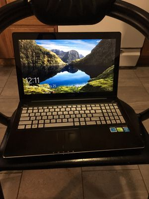 17 inches ASUS touch screen gaming computer i7 processor 16 GB memory ram 1 TB hardrive for Sale in Boston, MA