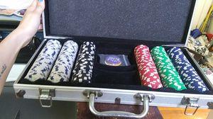 Poker set for Sale in Lockbourne, OH