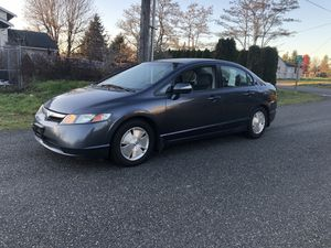 2008 Honda Civic Hybrid for Sale in Tacoma, WA