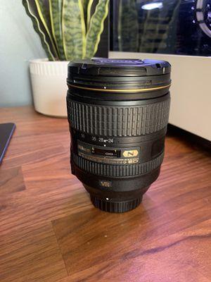 Nikon 24-120mm N lens for Sale in Murfreesboro, TN