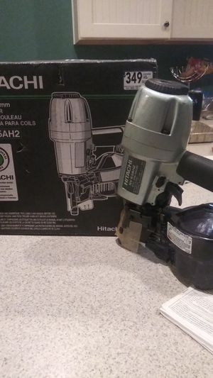 Hitachi nail gun for Sale in Kingsport, TN