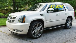 Only today! $1.600_2008 Cadillac Escalade for Sale in Washington, DC