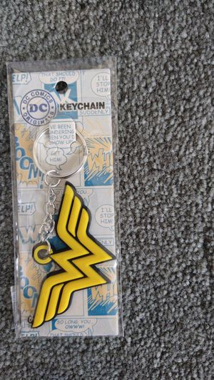 Wonder woman keychain for Sale in Boothwyn, PA