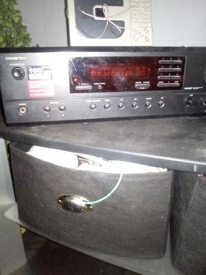 Onkyo 100watts for Sale in Phoenix, AZ