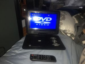"""Swivel 10"""" portable DVD player for Sale in Plymouth, MA"""