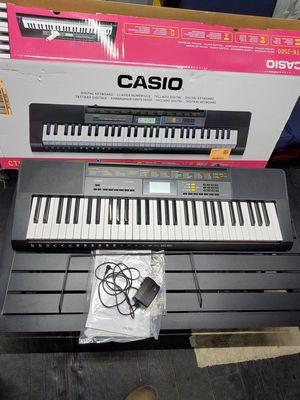 Casio CTK-2500 keyboard for Sale in Monterey Park, CA