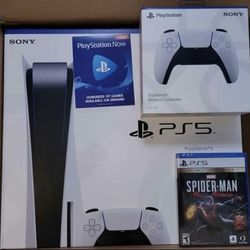 NEW Sony- PlayStation 5 (PS5) for Sale in Alexandria,  VA