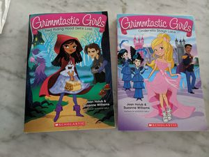 Grimmtastic Girls books for Sale in Yorkville, IL