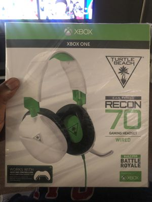 Recon 70 Xbox One Headset for Sale in Euclid, OH