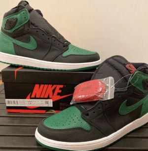Jordan 1 Pine Green Size 12.5 for Sale in Charlotte, NC