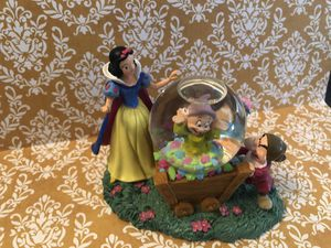 Disney Snow White snow globe for Sale in Irvine, CA