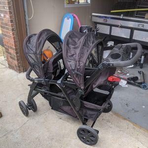 Double Stroller for Sale in Lithia Springs, GA