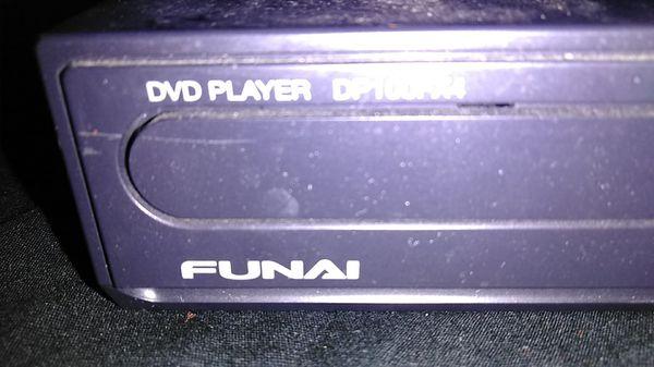 DVD player Funai 117