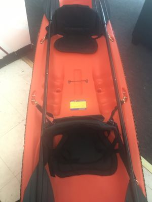 3 waters kayaks roamer2 for Sale in Buffalo, NY
