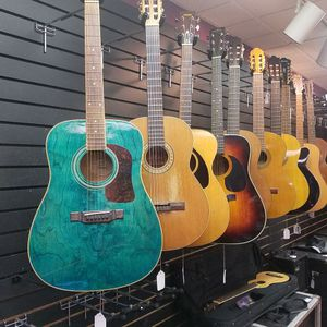 Used acoustic guitars for sale or trade for Sale in Orland Park, IL