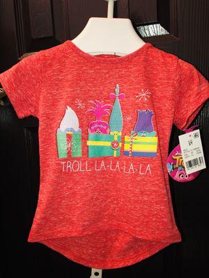 Dream Works - Trolls - 2T - NWT for Sale in Dallas, TX