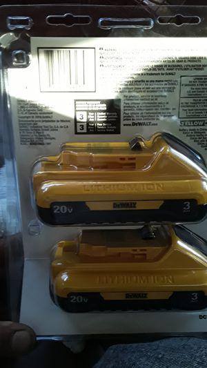De Walt Battery 3.0 ah for Sale in Dublin, CA