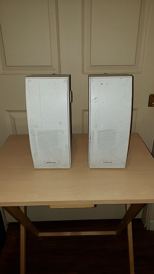 Bose 251 Environmental outdoor Speakers for Sale in Palm Desert, CA