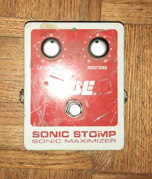 BBE Sonic Stomp pedal for Sale in Los Angeles, CA