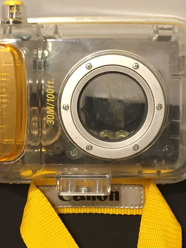 Canon WP-DC200 Waterproof Case for A20 & A10 Digital Cameras