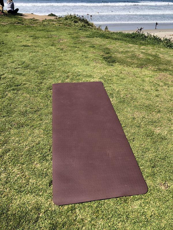 Prana ÉCO yoga mat
