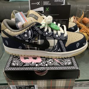 Nike Sb Dunk Low Travis Scott Special Box Size 13 for Sale in Miami, FL