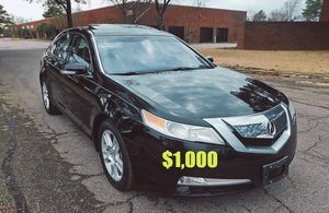 🍁$1OOO Selling my 2009 Acura TL🍁 for Sale in STRATHMR MNR, KY