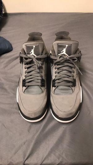 Air Jordan Cool Grey 4s for Sale in Tucson, AZ