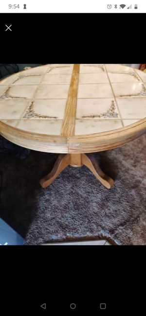 Sturdy Table for Sale in Chico, CA
