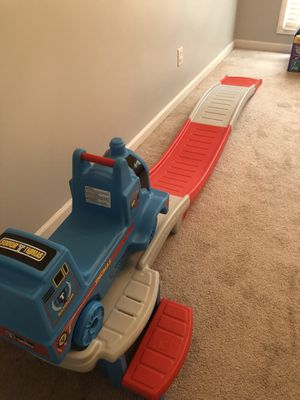 Thomas the train rollercoaster for Sale in Wendell, NC