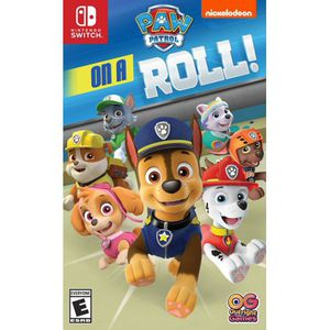 Paw Patrol on a Roll! for Nintendo Switch for Sale in Apple Valley, CA