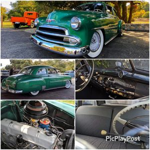 1951 Chevrolet Chevy Styleline Deluxe 2dr sedan for Sale in Long Beach, CA