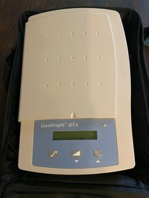 Mallinckrodt Goodnight 418 Series CPAP Machine for Sale in Las Vegas, NV