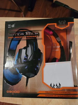 Kotion Each Pro gaming headset for Sale in Chantilly, VA