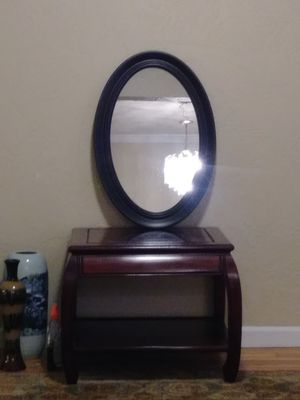 Oval mirror for Sale in Cottage Grove, OR
