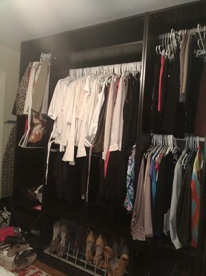 Ikea free-standing closet for Sale in Houston, TX