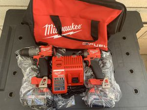 Milwaukee hammer drill impact for Sale in Tempe, AZ
