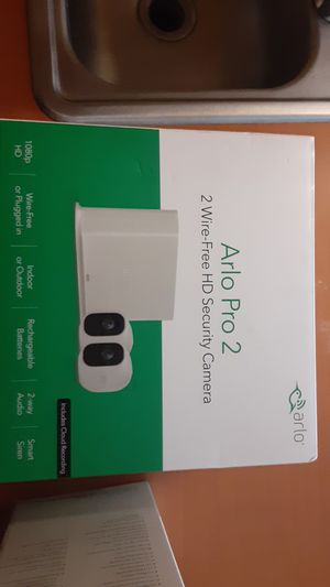 arlo pro 2 security cameras for Sale in Antioch, CA